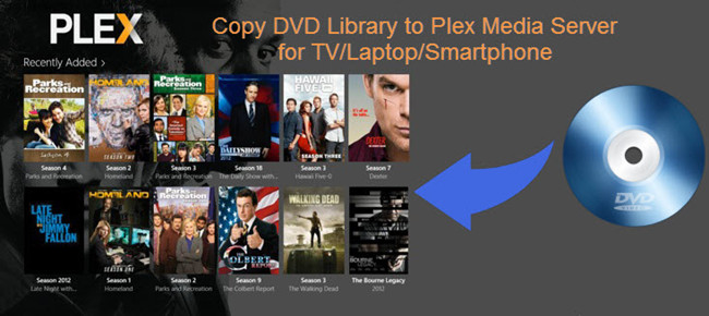 watch dvd via ples media server