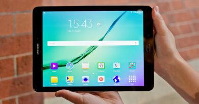 Play video on Galaxy Tab S