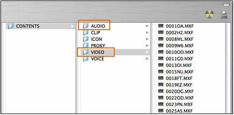 Import MXF to Premiere Pro CC with A/V synchronization on