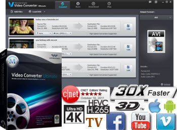 Wondershare Video Converter Ultimate 10.1.2.139 Portable