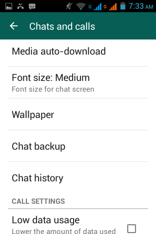 how to clean up your whatsapp media