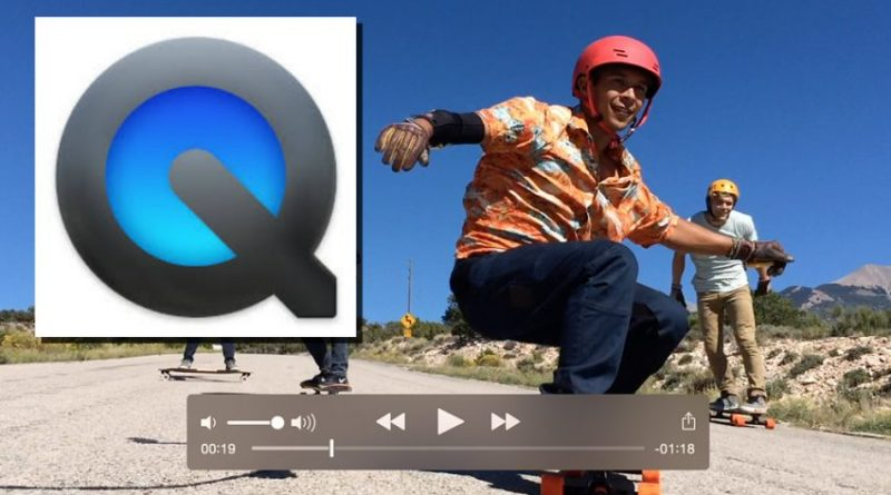 play dvd on quicktime