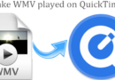 """Two Ways to Solve """"Can't Play WMV on QuickTime"""" issues"""