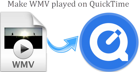 Play WMV on QuickTime