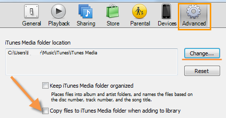 itunes-uncheck