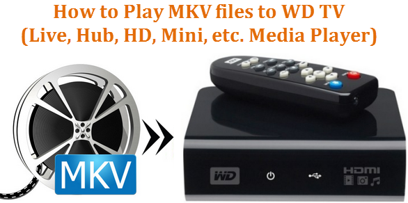 Play MKV on WD TV